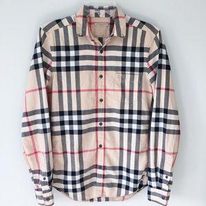 Burberry | Plaid Shirt
